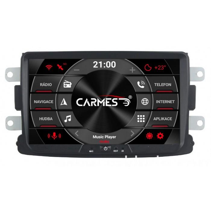 DACIA Sandero a Duster 2din autorádio navigace Carmes CRM-8308