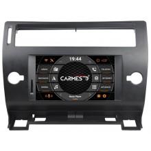 CITROEN C4 2din autorádio navigace Carmes CRM-7247