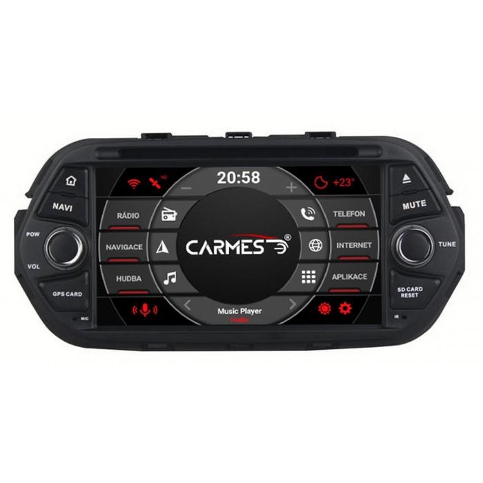 FIAT Egea 2din autorádio navigace Carmes CRM-7033