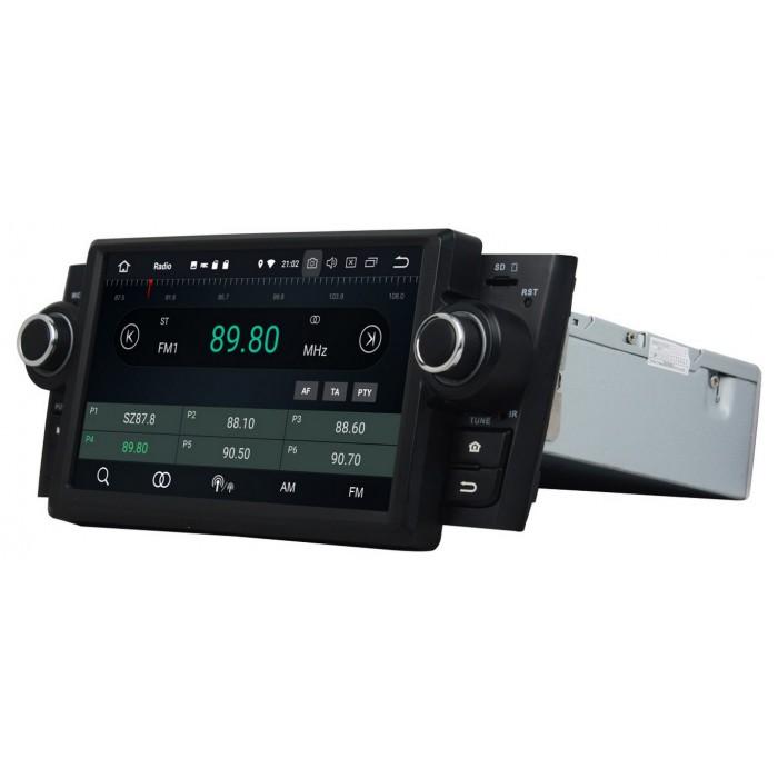 FIAT Linea 2din autorádio navigace Carmes CRM-7306