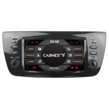FIAT Doblo 2din autorádio navigace Carmes CRM-6248