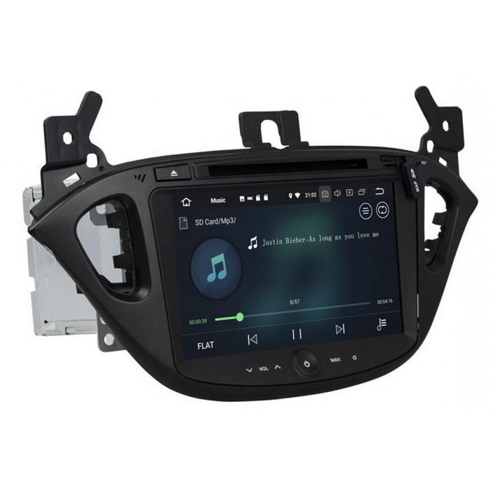 OPEL Corsa 2din autorádio navigace Carmes CRM-8115