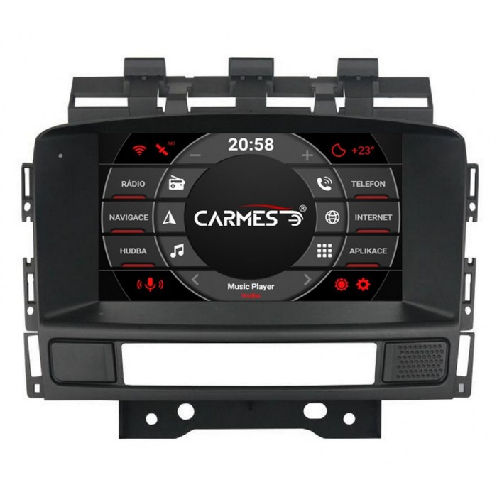 OPEL Astra J 2din autorádio navigace Carmes CRM-7114