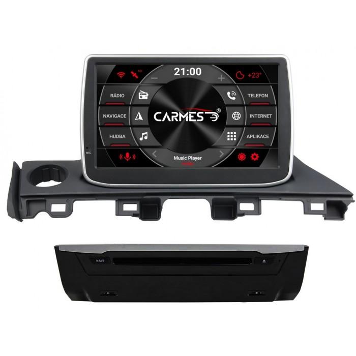 MAZDA 6 2din autorádio navigace Carmes CRM-9806