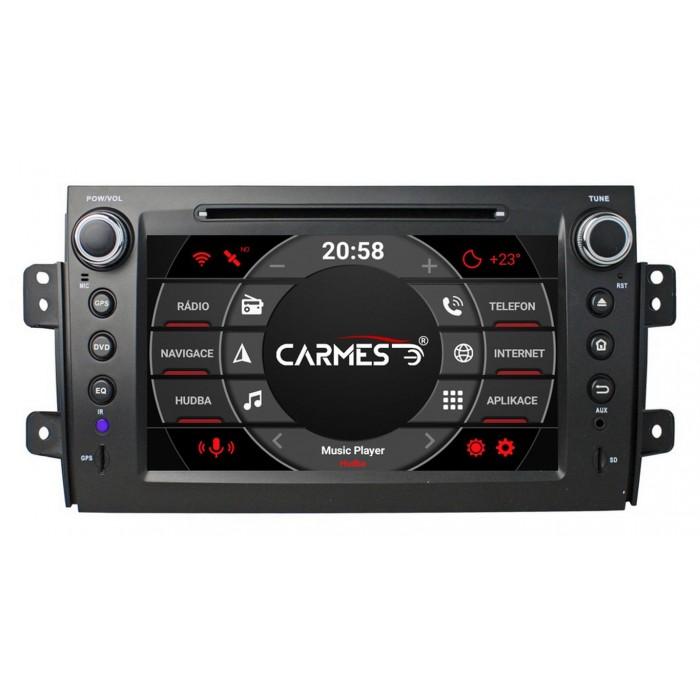 SUZUKI SX4 2din autorádio navigace Carmes CRM-8072