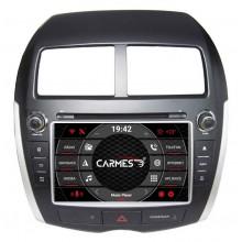 MITSUBISHI ASX 2din autorádio navigace Carmes CRM-8064