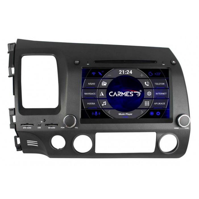 HONDA Civic 2006-2011 2din autorádio navigace Carmes CRM-8030