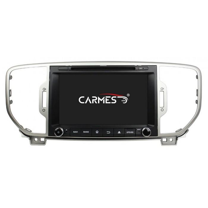 KIA Sportage 2din autorádio navigace Carmes CRM-8077