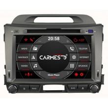 KIA Sportage 2din autorádio navigace Carmes CRM-8103