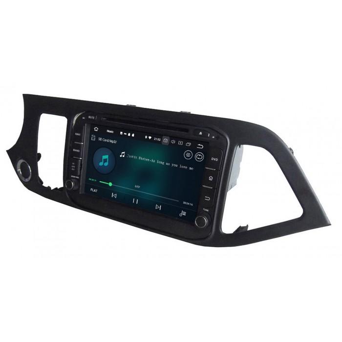 KIA Picanto 2din autorádio navigace Carmes CRM-8057