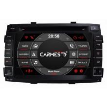 KIA Sorento 2din autorádio navigace Carmes CRM-7042