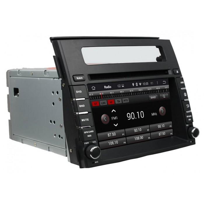 KIA Soul 2din autorádio navigace Carmes CRM-6234