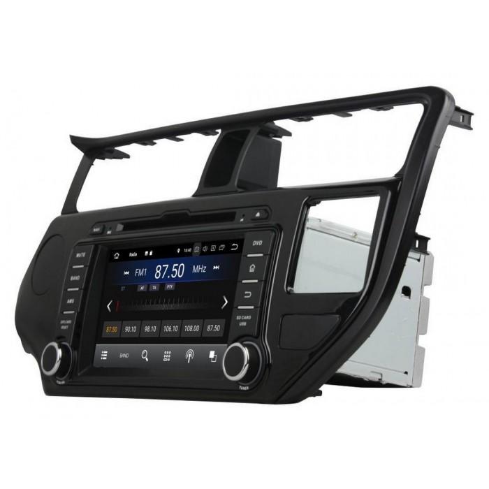 KIA Rio 2din autorádio navigace Carmes CRM-7089