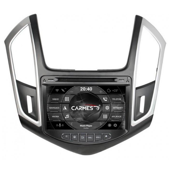 Chevrolet Cruze 2din autorádio navigace Carmes CRM-8087