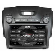 Chevrolet S10, D-Max 2din autorádio navigace Carmes CRM-8060