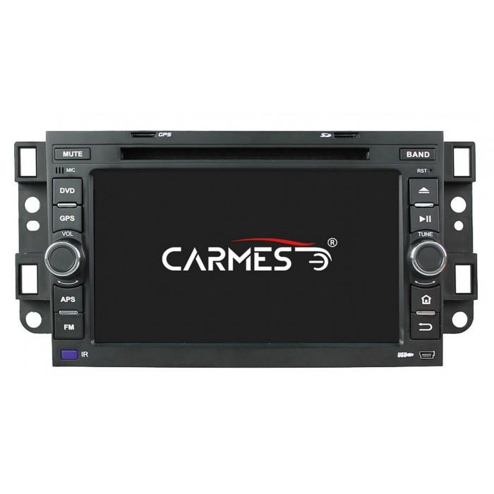 Chevrolet 2din autorádio navigace Carmes CRM-7046