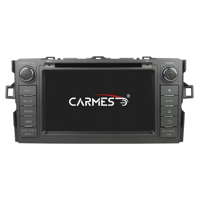 TOYOTA Avensis, Auris 2din autorádio navigace Carmes CRM-7404