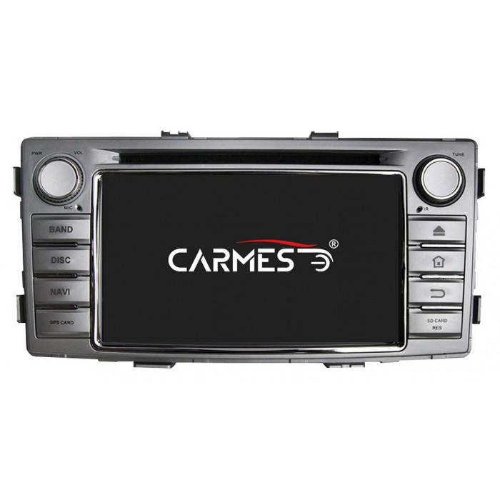 TOYOTA Hilux 2din autorádio navigace Carmes CRM-6230