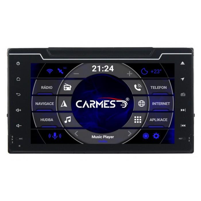 TOYOTA Auris, Corolla 2din autorádio navigace Carmes CRM-8222