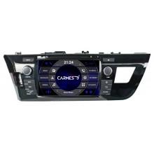 TOYOTA Corolla 2din autorádio navigace Carmes CRM-8014