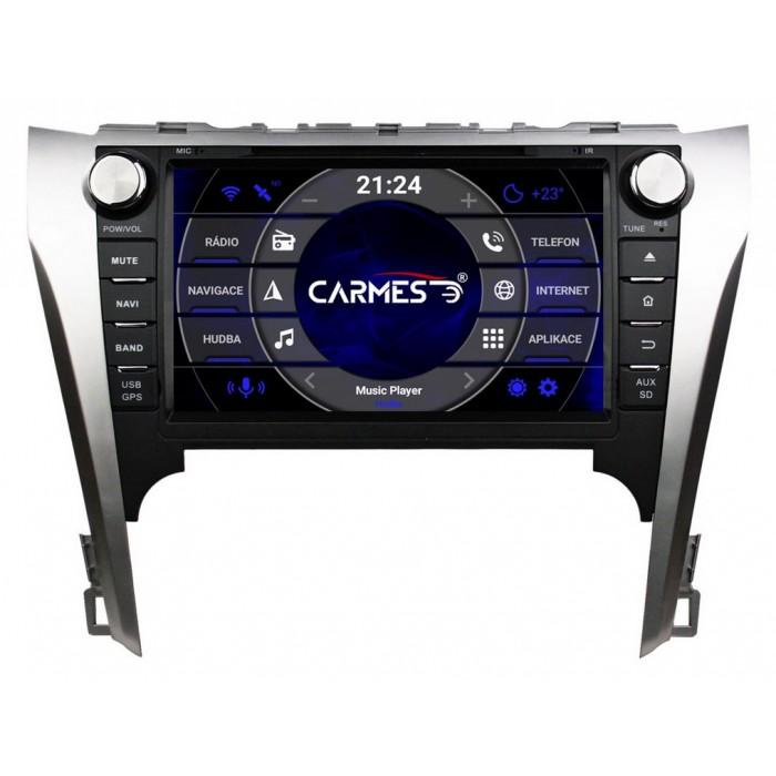 TOYOTA Camry 2din autorádio navigace Carmes CRM-9100