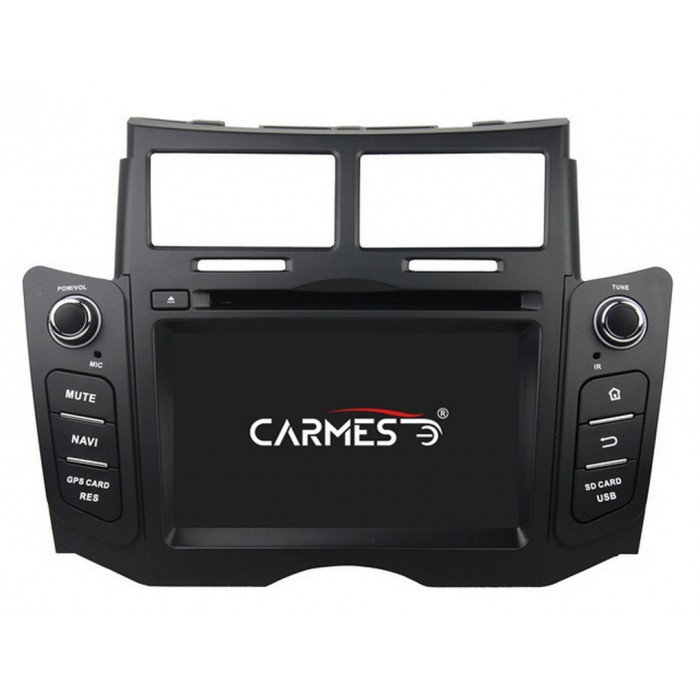 TOYOTA Yaris 2din autorádio navigace Carmes CRM-6221