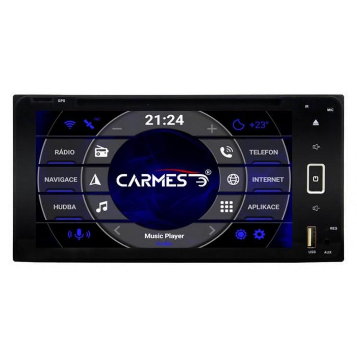 TOYOTA 2din autorádio navigace Carmes CRM-6958