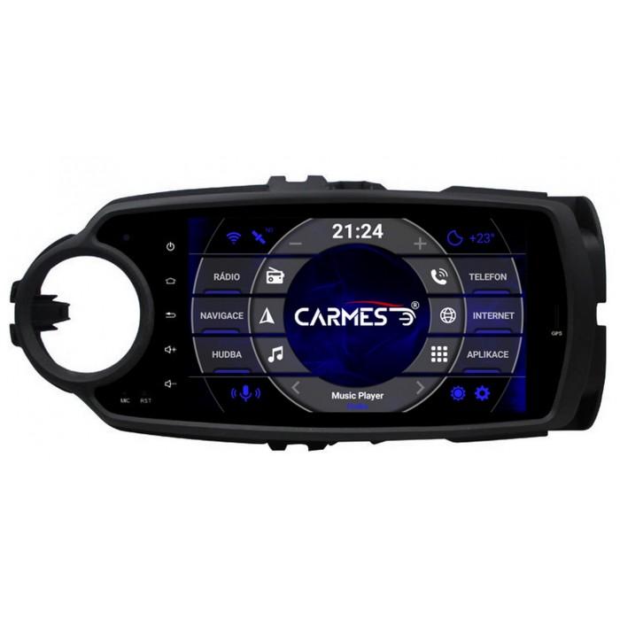 TOYOTA Yaris 2din autorádio navigace Carmes CRM-1039