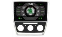 Škoda Octavia 2 - manuální klima
