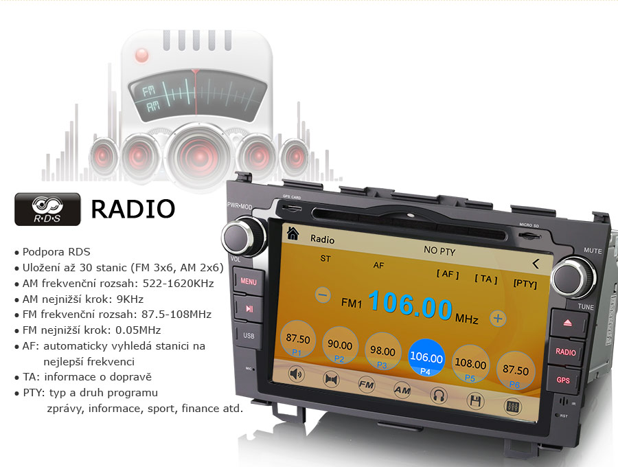 honda-8-palcu-da7659m-2din-autoradio-fm-radio