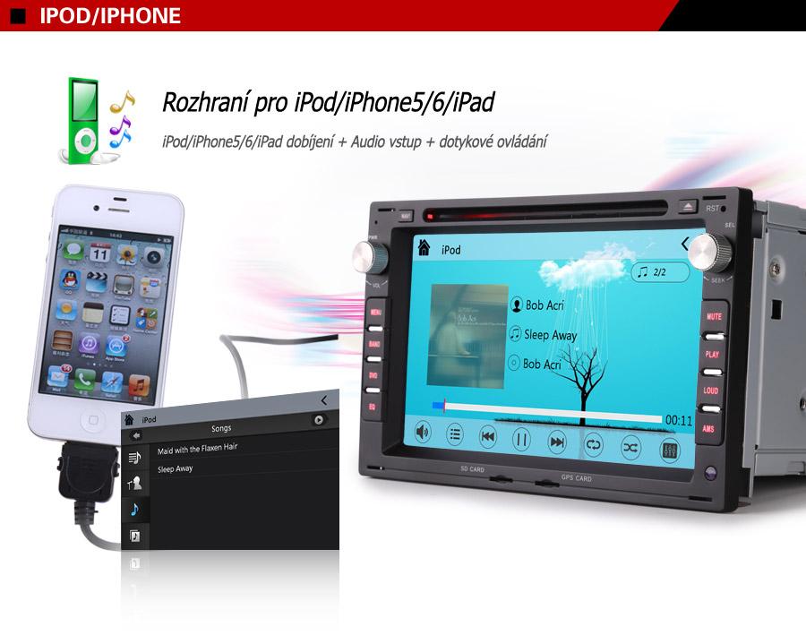 vw-7-palcu-da7648v-2din-autoradio-iPod-iPad-rozhrani